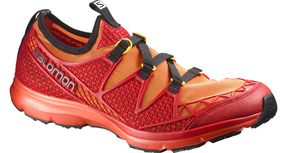 Salomon M's Crossamphibian Shoes Clem/Radiant.R/Bee